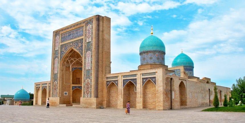 Mosquée / Patrimoine culturel en Ouzbékistan
