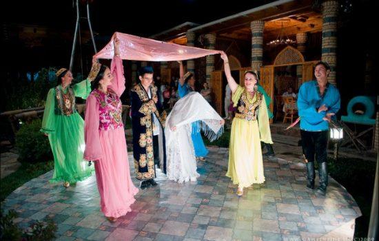 Mariage traditionnel en Ouzbékistan