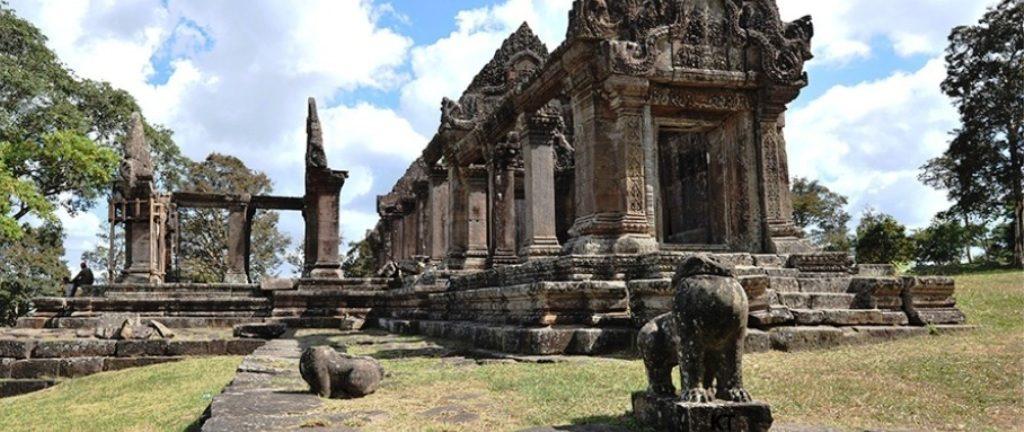Temple au Cambodge / Patrimoine culturel en Asie / Visites à faire au Cambodge / Quoi visiter au Cambodge