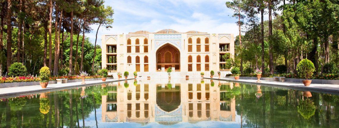 Bâtiment et architecture en Iran