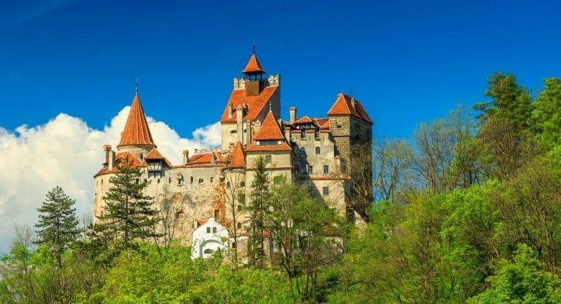 le chateau de bran