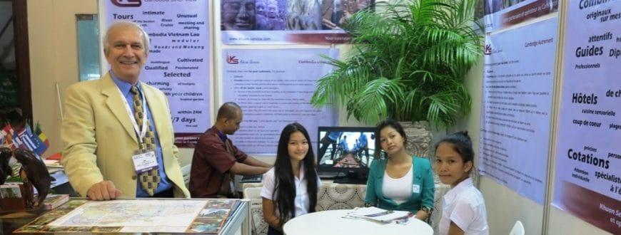 Agence réceptive spécialiste du Cambodge / Voyages au Cambodge au petit prix / Organisateur des voyages / DMC / Asie