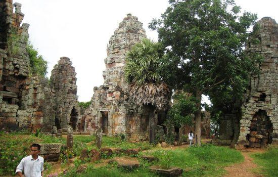 Temple au Cambodge / Patrimoine culturel / Asie / Voyager au Cambodge / Découvrir au Cambodge