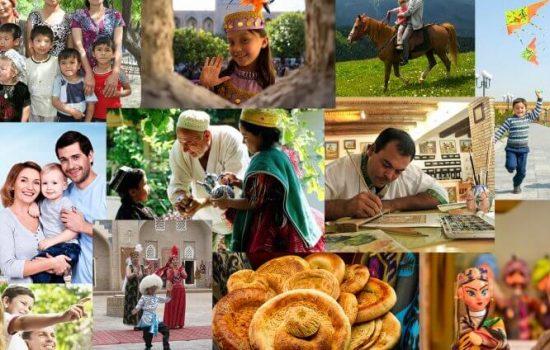 Traditions en Ouzkéistan