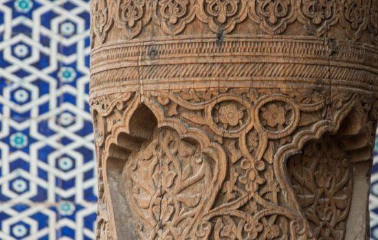Patrimoine en Ouzbékistan