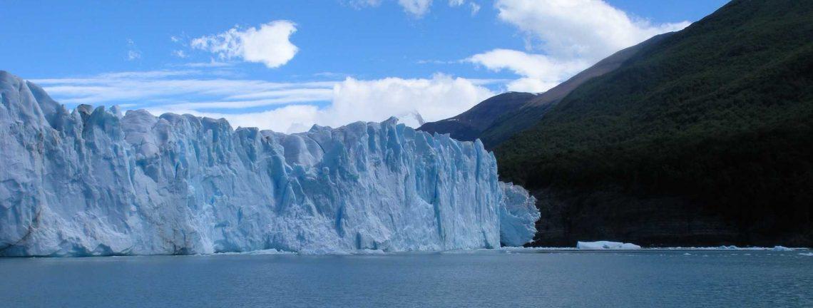 Le glacier Perito Moreno (Unesco) du Parc National des Glaciers, Argentine